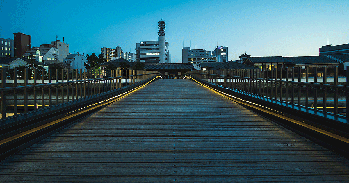 国指定史跡 出島 Dejima